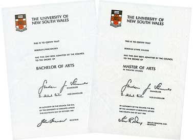 sydney college of the arts courses how to write a university research paper